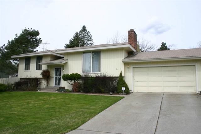 414 W Rolland Ave, Spokane, WA 99218 (#201815570) :: The Hardie Group
