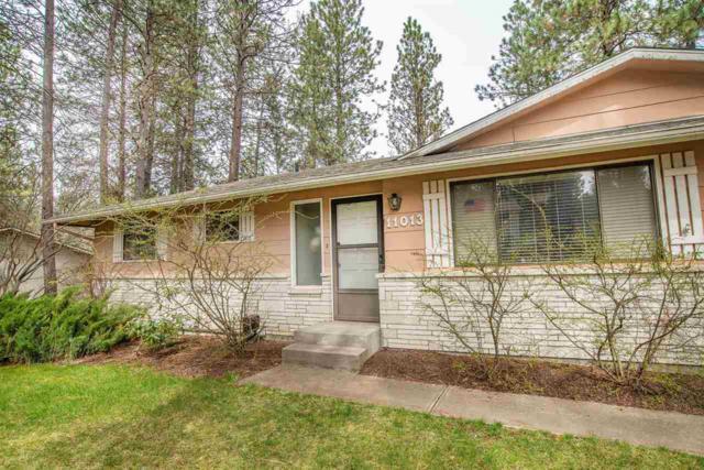 11013 E 42nd Ct, Spokane Valley, WA 99206 (#201815605) :: 4 Degrees - Masters