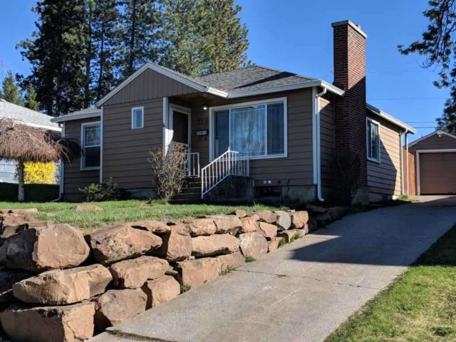 3314 E 24th Ave, Spokane, WA 99223 (#201815736) :: 4 Degrees - Masters
