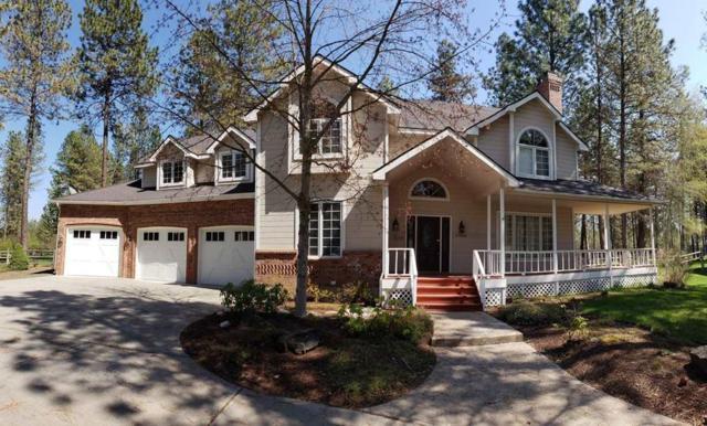 17908 N Saddle Hill Rd, Colbert, WA 99005 (#201816154) :: The Spokane Home Guy Group