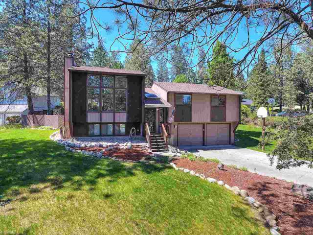 14713 N Peone Pines Dr, Mead, WA 99021 (#201817225) :: The Spokane Home Guy Group