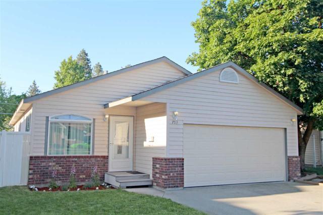 703 E Longfellow Ave, Spokane, WA 99207 (#201817562) :: Northwest Professional Real Estate