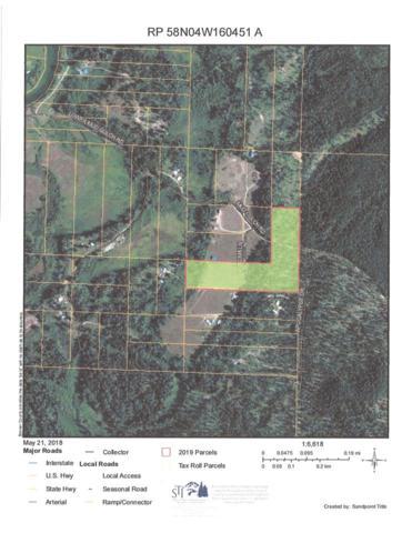 NNN Mud Gulch Rd, Priest River, ID 83856 (#201817854) :: Northwest Professional Real Estate