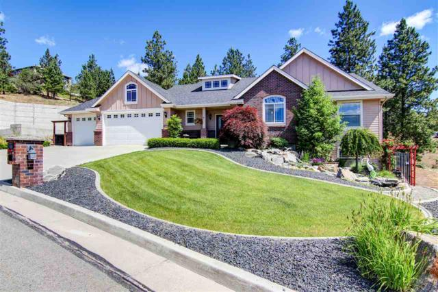 5324 N Del Rey Dr, Otis Orchards, WA 99027 (#201819013) :: 4 Degrees - Masters