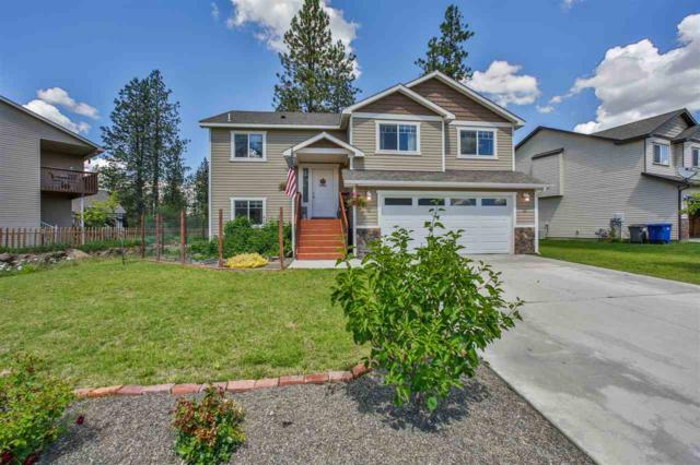 541 E Jim Darby Dr, Medical Lk, WA 99022 (#201819608) :: 4 Degrees - Masters