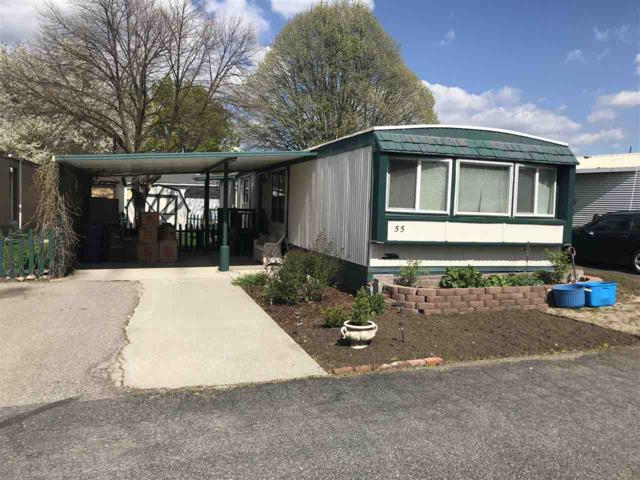 7800 E Alki Ave #55, Spokane Valley, WA 99212 (#201819751) :: Prime Real Estate Group