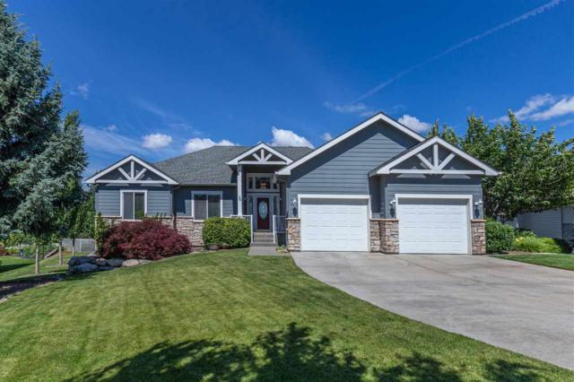 2224 S Steen Rd, Spokane Valley, WA 99037 (#201820362) :: Top Agent Team