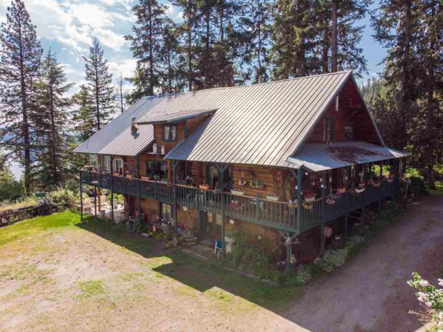 12930 N West Newman Lake Rd Rd, Spokane, WA 99025 (#201820523) :: The Hardie Group