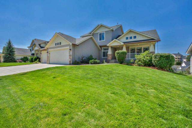 6021 N Vista Ridge Ln, Spokane, WA 99217 (#201821269) :: 4 Degrees - Masters