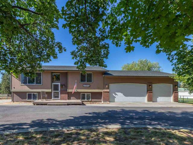 11295 W Greenfield Rd, Nine Mile Falls, WA 99026 (#201821293) :: The Hardie Group