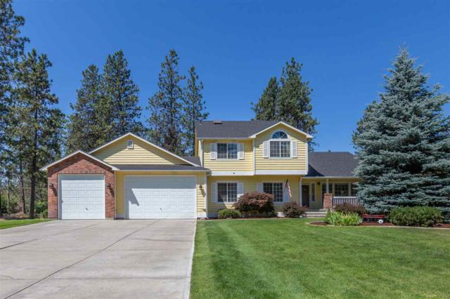 17807 N Kimberly Rd, Colbert, WA 99005 (#201821315) :: The Hardie Group