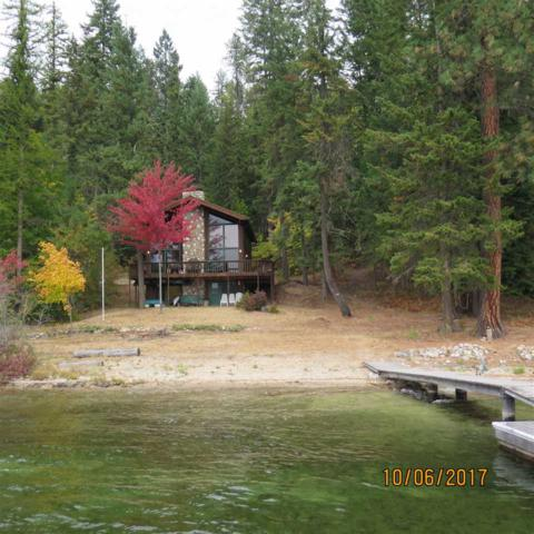 168 S Rosalia Bay Rd, Coolin, ID 83821 (#201821512) :: 4 Degrees - Masters