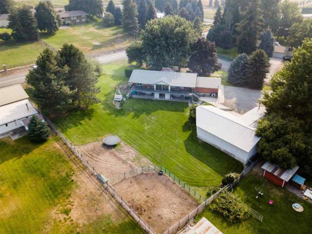 11108 N Morrill Dr, Mead, WA 99021 (#201823724) :: Top Agent Team