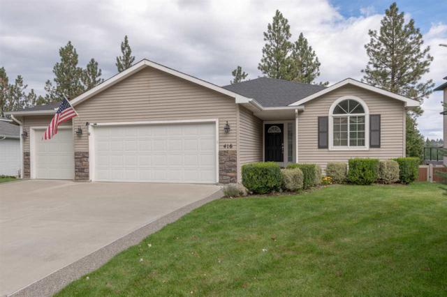 416 W Auburn Crest Dr, Spokane, WA 99224 (#201824397) :: The Spokane Home Guy Group