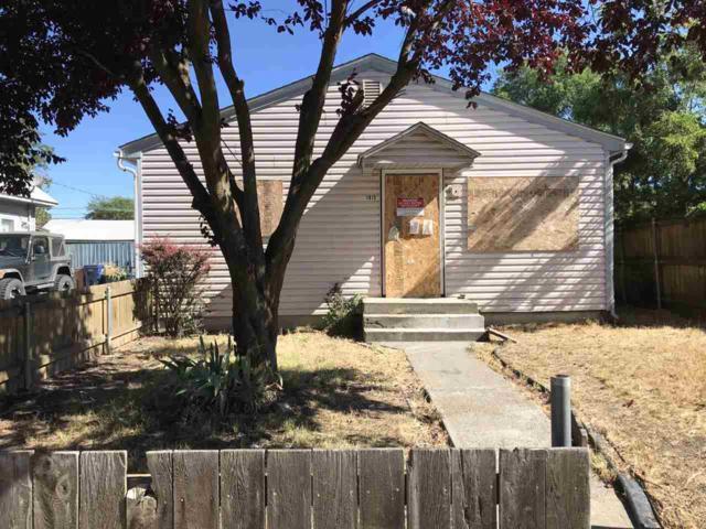 1815 E 5TH Ave, Spokane, WA 99202 (#201824918) :: 4 Degrees - Masters