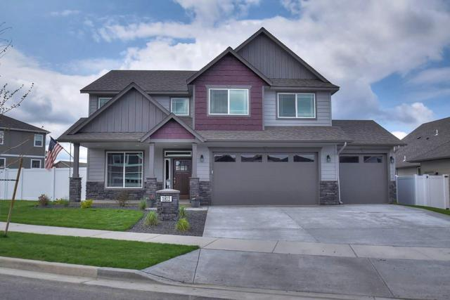 1812 S Clover Dr, Spokane Valley, WA 99016 (#201824968) :: The Synergy Group