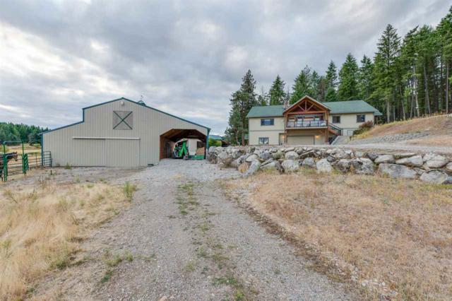 42801 N Boundary Rd, Elk, WA 99009 (#201825368) :: Northwest Professional Real Estate