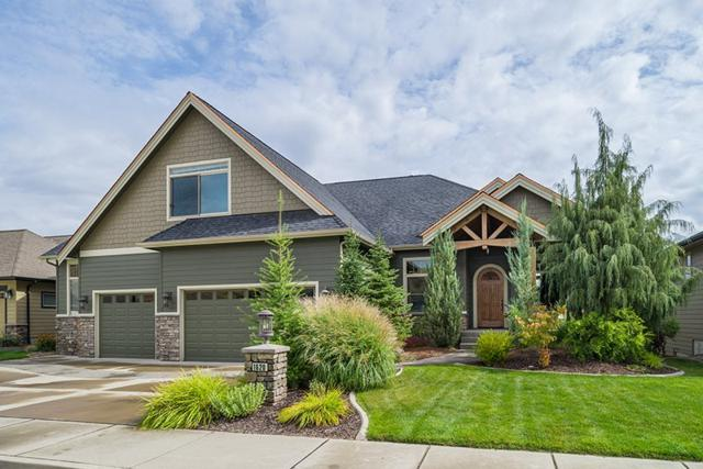 1620 N Rim View St, Spokane, WA 99224 (#201825771) :: The Spokane Home Guy Group