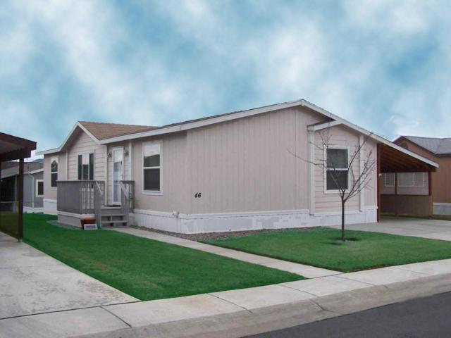 11303 E Jackson St #46, Spokane Valley, WA 99206 (#201825860) :: The Synergy Group