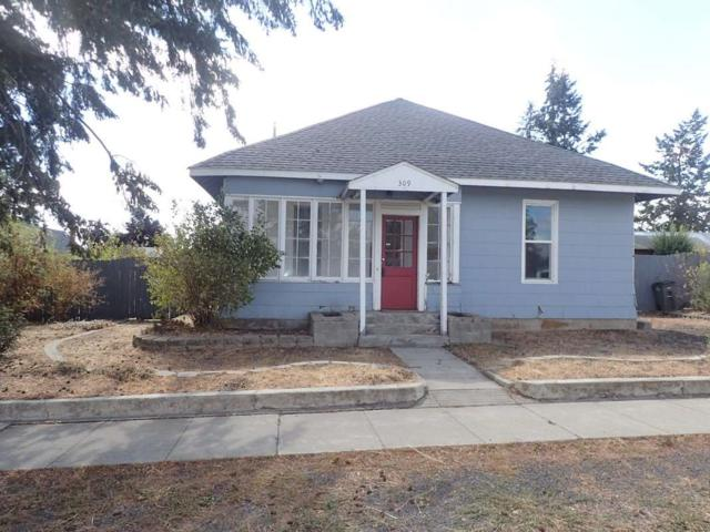 309 Merriam St, Davenport, WA 99122 (#201825987) :: 4 Degrees - Masters