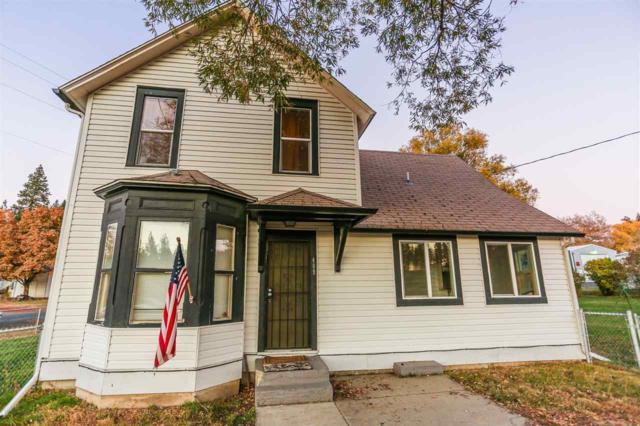 409 S 1st St, Rockford, WA 99030 (#201826366) :: The Spokane Home Guy Group