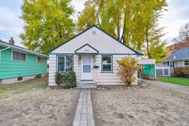 2618 E Joseph Ave, Spokane, WA 99208 (#201826436) :: Prime Real Estate Group