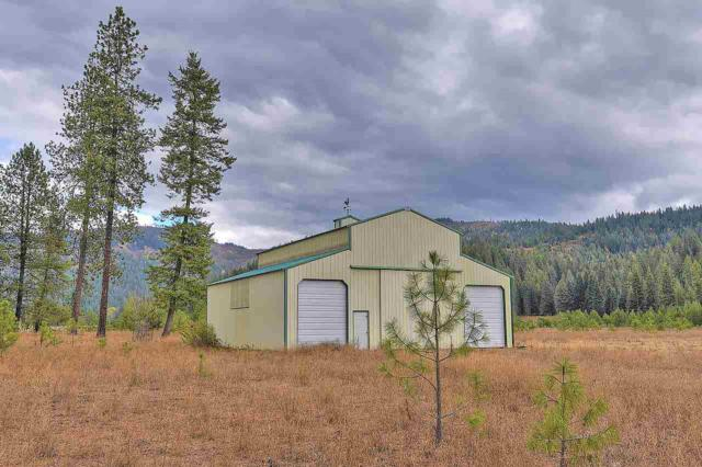 NKN Freeman Lk Rd, Oldtown, ID 83822 (#201826642) :: Northwest Professional Real Estate