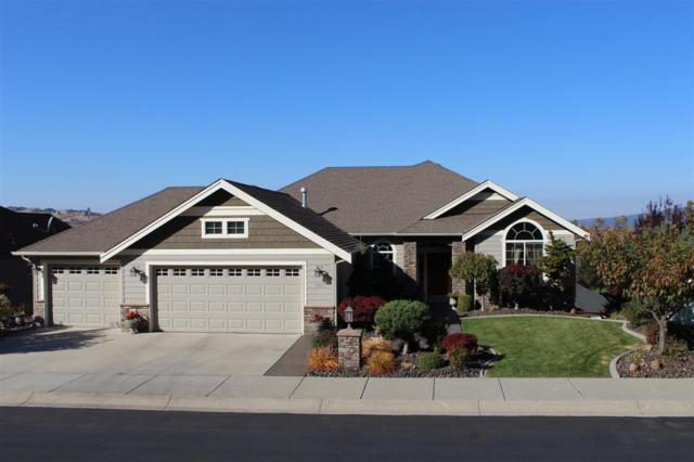 1025 N Lancashire Ln, Liberty Lake, WA 99016 (#201826722) :: Top Agent Team