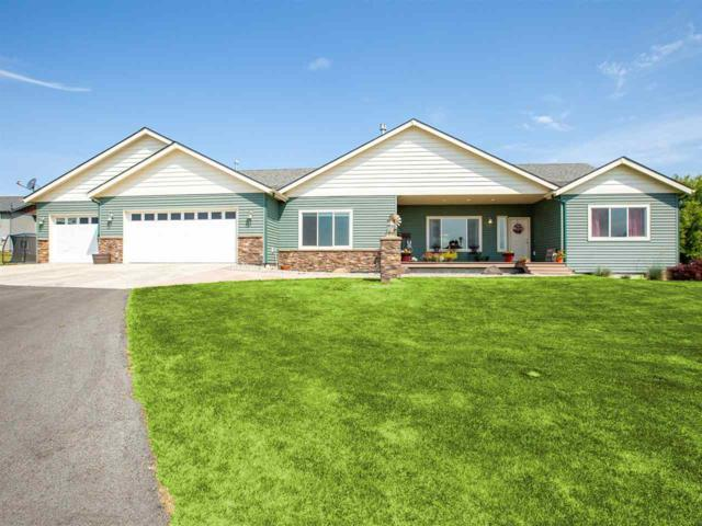 1420 S Jefferson St, Davenport, WA 99122 (#201827214) :: 4 Degrees - Masters