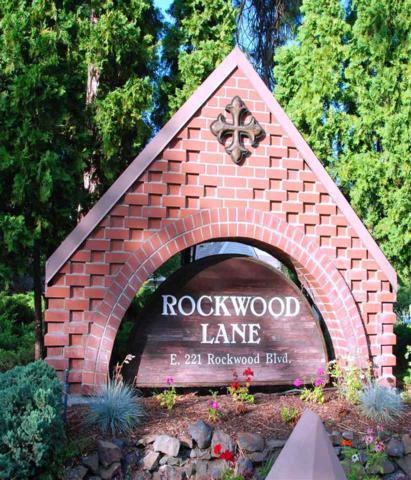 221 E Rockwood Blvd Unit #315, Spokane, WA 99205 (#201827295) :: THRIVE Properties