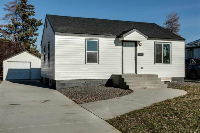 2207 E Longfellow Ave, Spokane, WA 99207 (#201827398) :: Top Agent Team