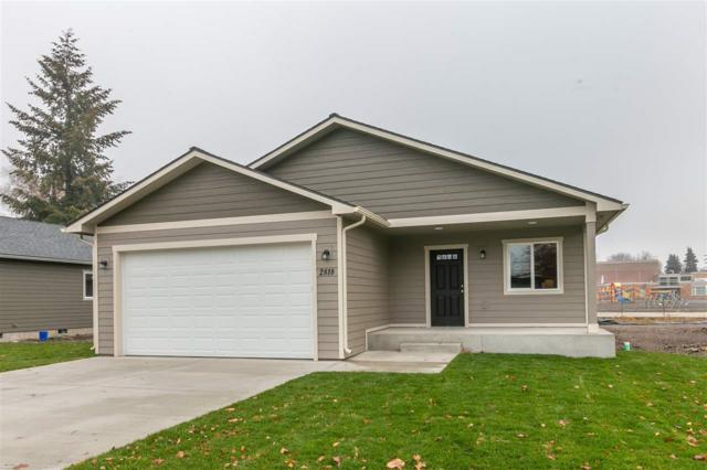 2818 N Park Rd, Spokane Valley, WA 99212 (#201827407) :: Top Agent Team
