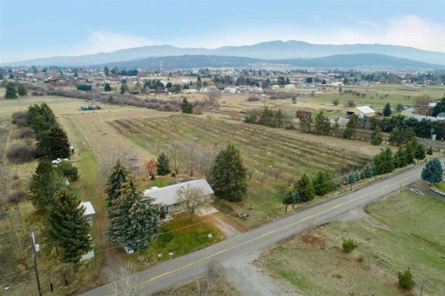 4512 N Garry Rd, Otis Orchards, WA 99027 (#201827477) :: Prime Real Estate Group