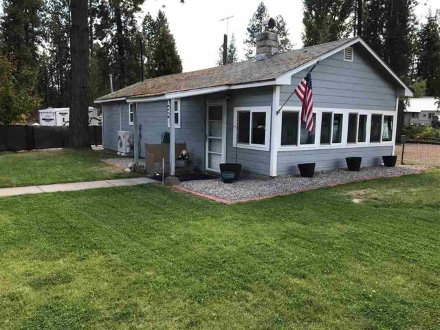 40563 Sunset Dr, Loon Lake, WA 99148 (#201827929) :: The Synergy Group