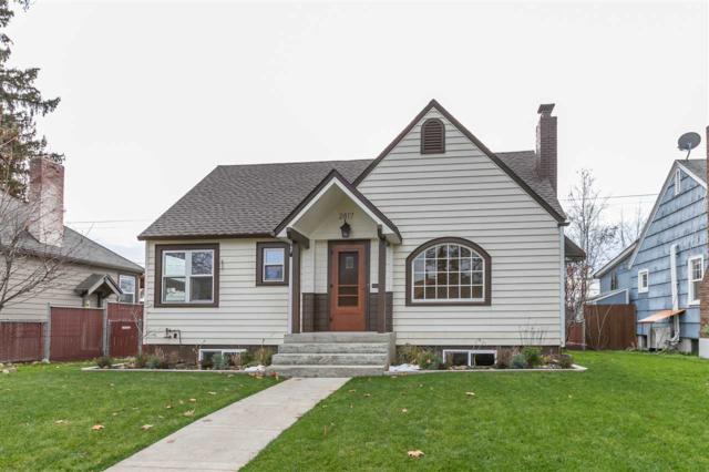 2817 W Cleveland Ave, Spokane, WA 99205 (#201828088) :: Northwest Professional Real Estate