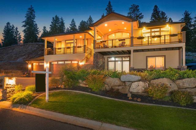 5904 N Vista Grande Dr, Otis Orchards, WA 99027 (#201910040) :: The Spokane Home Guy Group