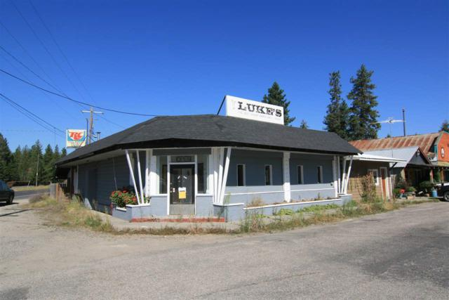 3998 Highway 292 Hwy, Loon Lake, WA 99148 (#201910300) :: The Synergy Group