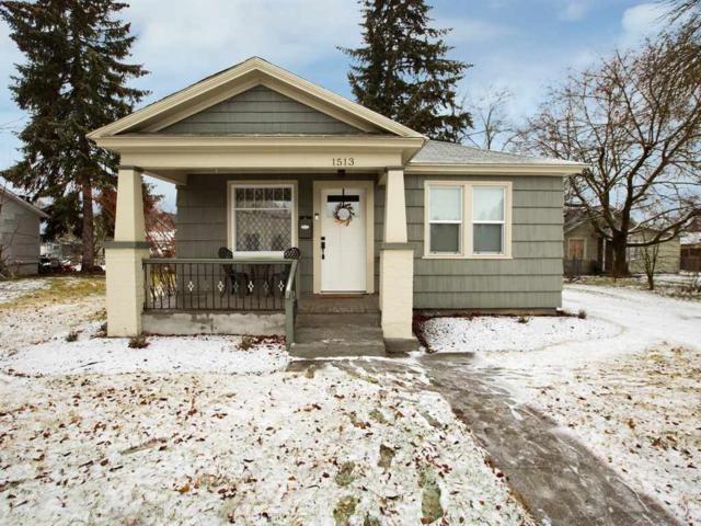1513 W Grace Ave, Spokane, WA 99205 (#201910445) :: The Spokane Home Guy Group