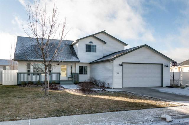 722 E Carrie Dr, Medical Lake, WA 99022 (#201910451) :: 4 Degrees - Masters