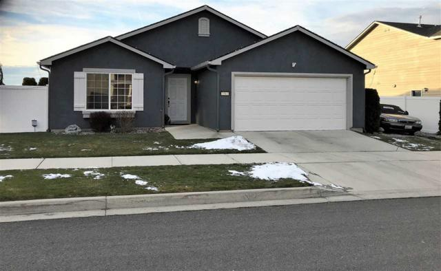 7512 S Dour St, Cheney, WA 99004 (#201910460) :: 4 Degrees - Masters