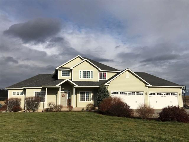 9903 E Peone Landing Ln, Mead, WA 99021 (#201910514) :: The Synergy Group