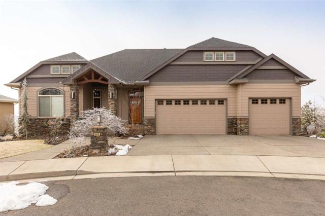 1615 W Panorama, Spokane, WA 99208 (#201910641) :: 4 Degrees - Masters