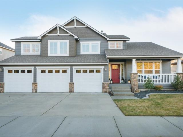 1719 N Winrock St, Liberty Lake, WA 99019 (#201910685) :: The Synergy Group