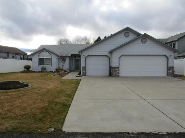 1815 N Mcmillan Ln, Greenacres, WA 99016 (#201910710) :: The Spokane Home Guy Group