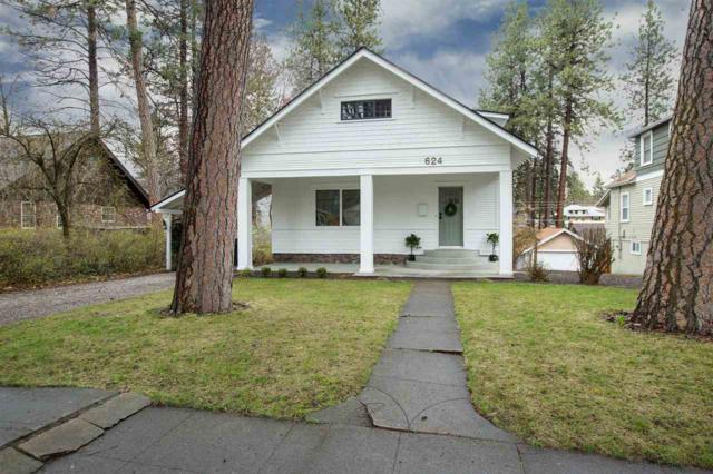 624 W 17th Ave, Spokane, WA 99203 (#201910719) :: THRIVE Properties
