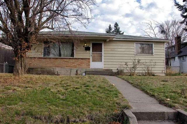 4124 N Monroe St, Spokane, WA 99208 (#201910725) :: THRIVE Properties