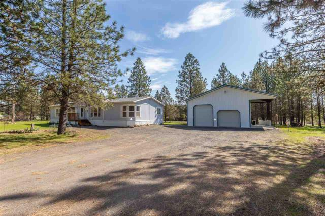 7711 S Mabel Rd, Cheney, WA 99004 (#201910774) :: The Hardie Group
