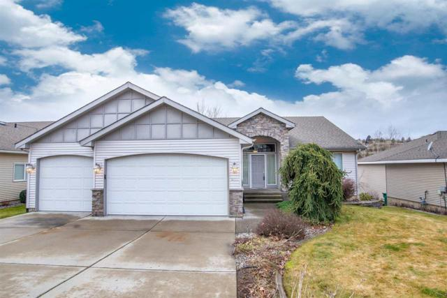819 N Garry Dr, Liberty Lake, WA 99019 (#201910850) :: The Hardie Group