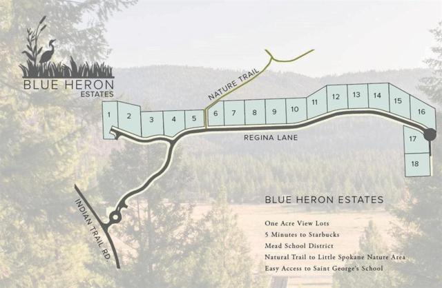 5716 W Regina Ln Lot 5, Spokane, WA 99208 (#201910869) :: The Synergy Group
