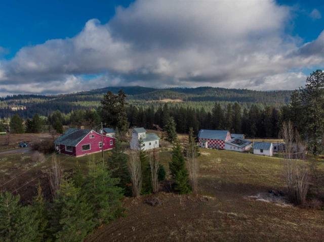 21004 N Day Mt Spokane Rd, Mead, WA 99021 (#201910925) :: The Synergy Group